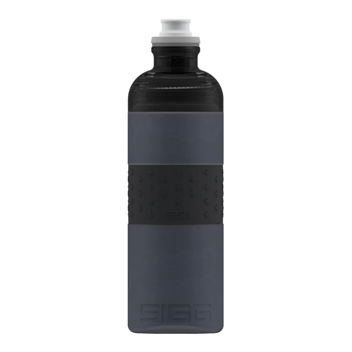 Hero drinking bottle 0,6 l from Sigg in anthracite