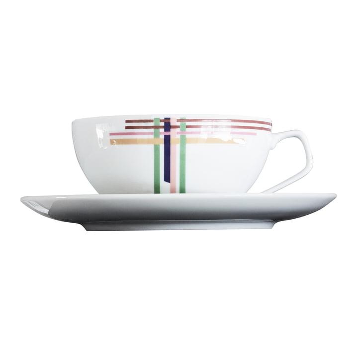 TAC Teacup rhythm (2 pcs.) by Rosenthal