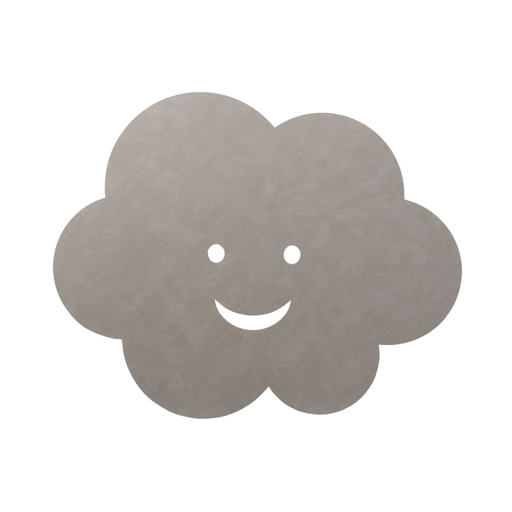 Children Floor Mat Cloud XXL by LindDNA in Cloud light grey