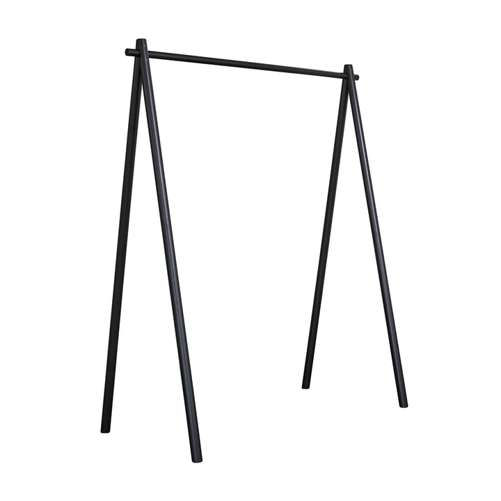Hongi wardrobe in black by Karup