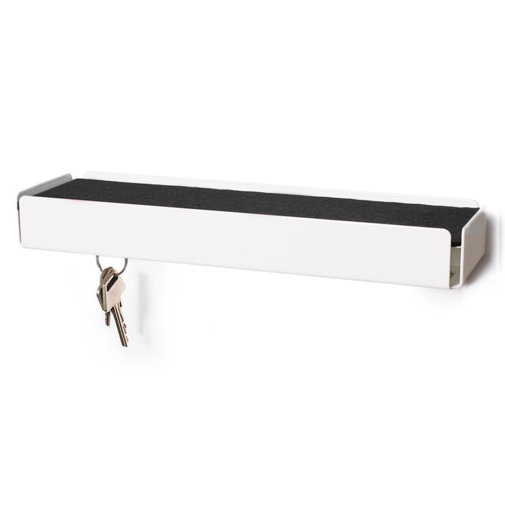 SL35 Key-Box Keybox by Konstantin Slawinski in white / felt black