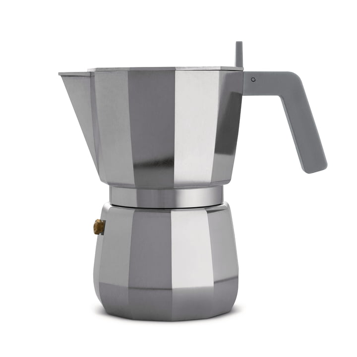 Moka espresso maker for 6 cups from Alessi