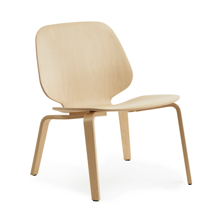 My Chair Lounge in Birch by Normann Copenhagen