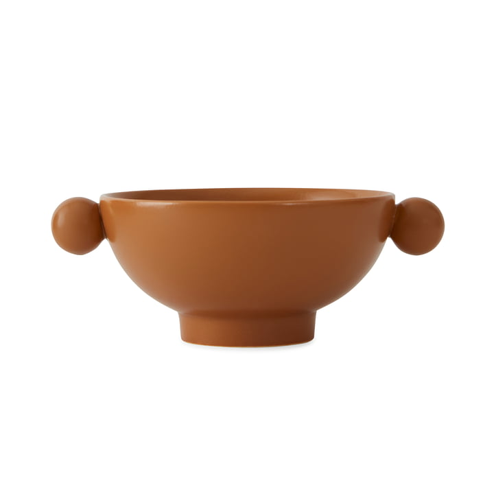 Inca bowl from OYOY in caramel