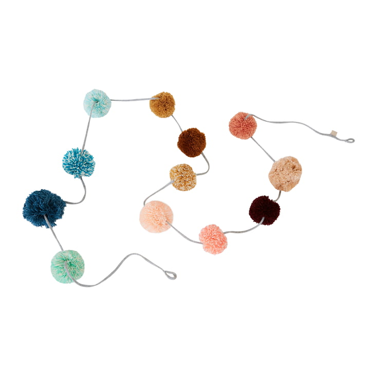 Pom Pom Garland from OYOY