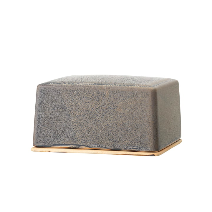 Kendra Butter Dish from Bloomingville