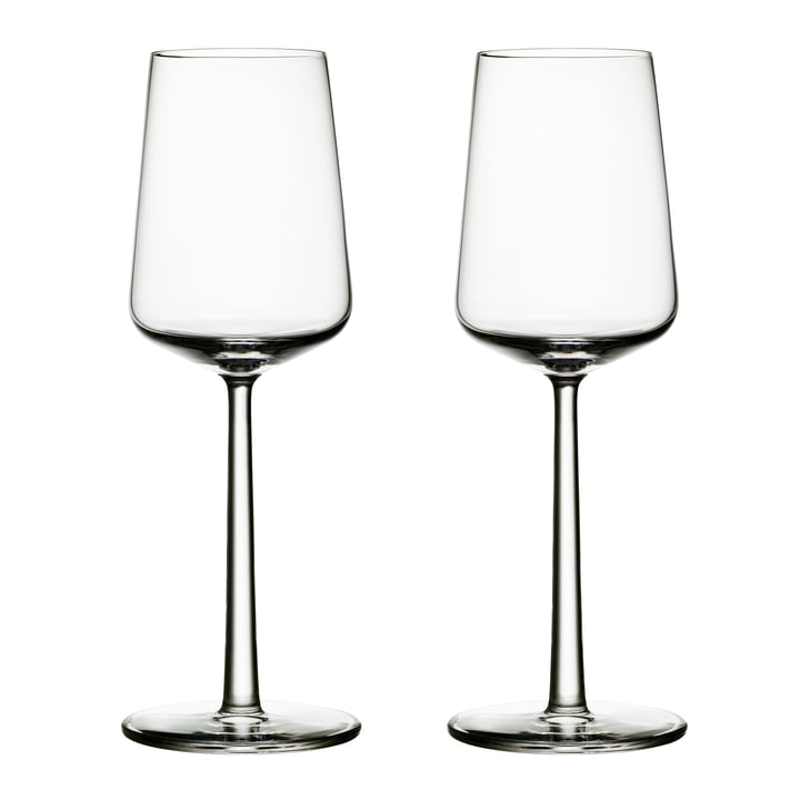Essence white wine glass 33 cl (set of 2) from Iittala