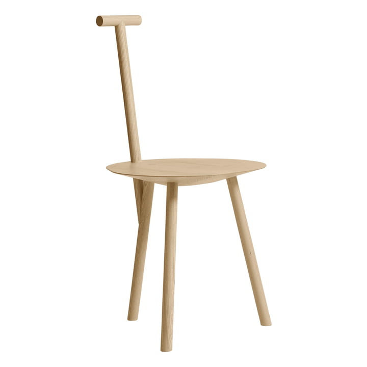 Spade Chair in Ash by Please wait to be seated