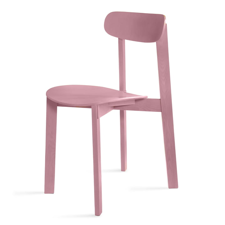 Bondi Chair, Indian red of Please wait to be seated