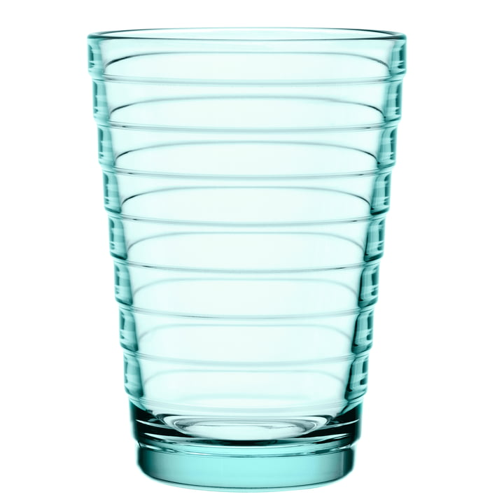 Aino Aalto Long drink glass 33 cl from Iittala in water green