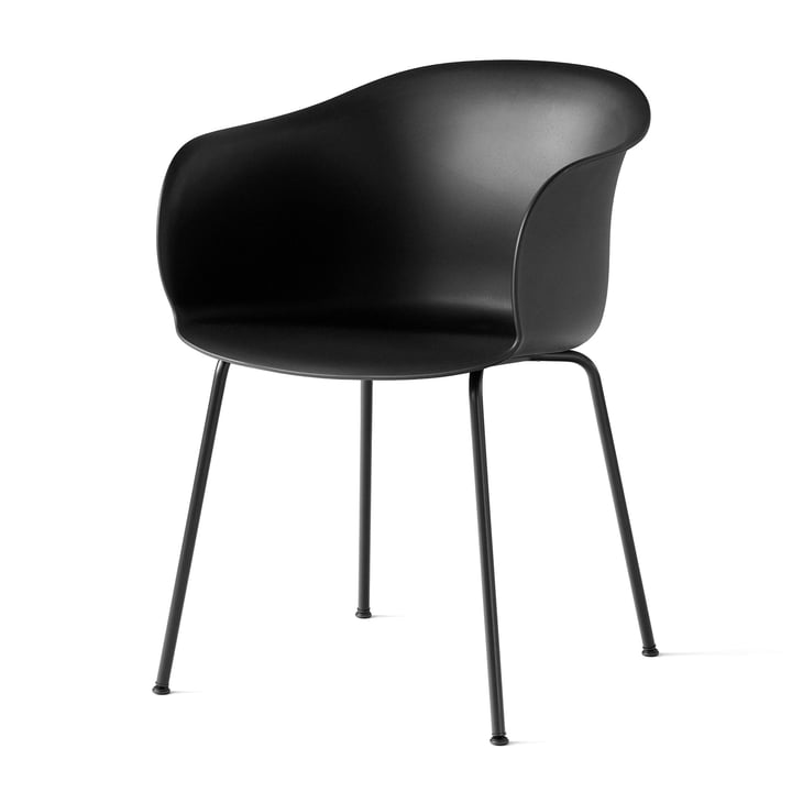 Elefy chair JH28 in black by & tradition