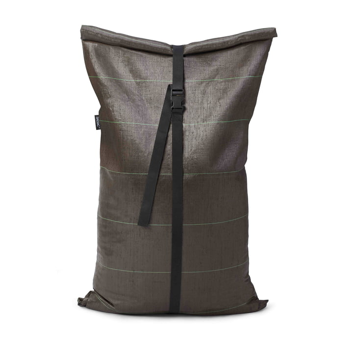 Compost bag 80 l from Bacsac made of geotextile