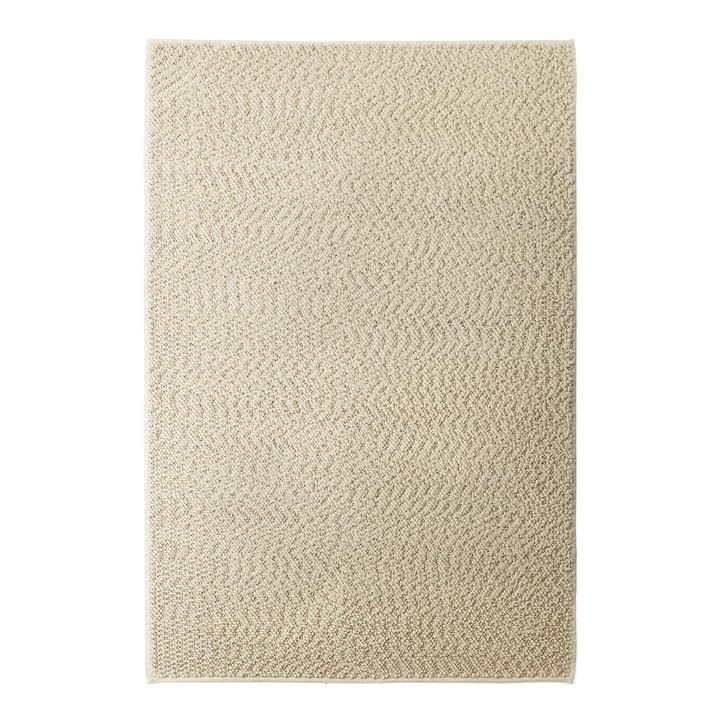 Gravel carpet, 200 x 300 cm, ivory by Menu