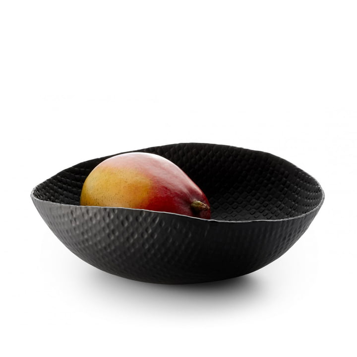 Outback Bowl oval in black by Philippi