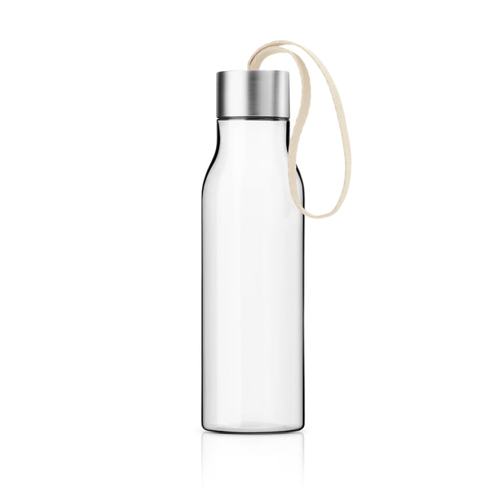 Drinking bottle 0.5 l by Eva Solo in birch