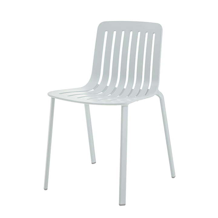 Plato chair by Magis in light blue