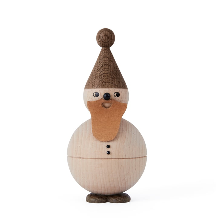 Wooden Figures Christmas, Santa Claus by OYOY