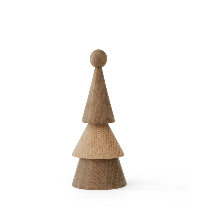 Wooden figures Christmas, Christmas tree Piero small by OYOY