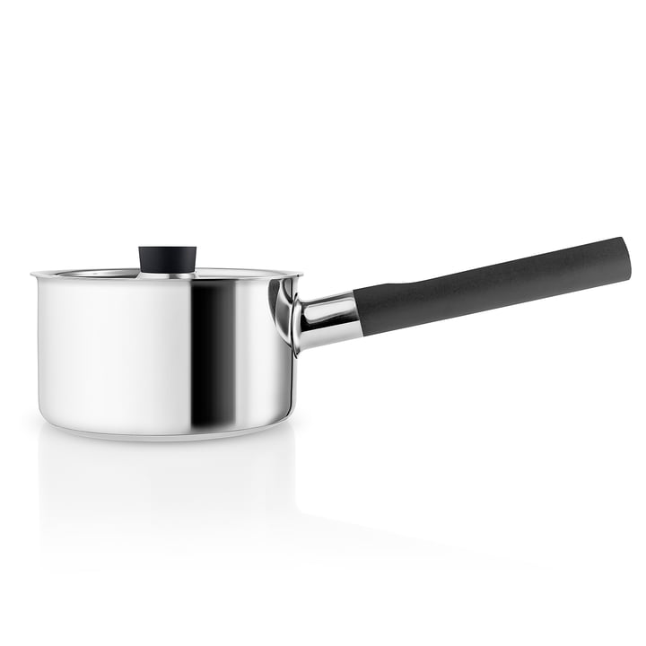 Nordic Kitchen casserole 1. 5 l from Eva Solo in stainless steel / black