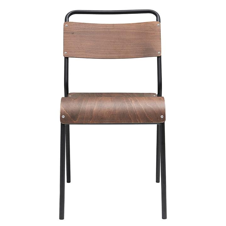 Original chair by House Doctor in dark brown