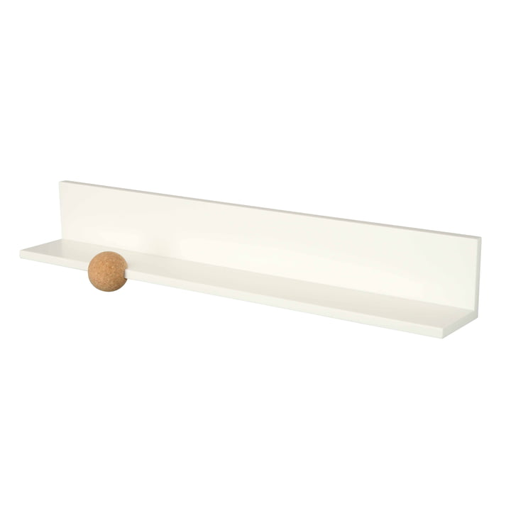 Straights wallboard 60 cm from LoCa in white