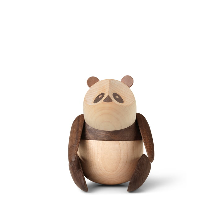 Panda small by ArchitectMade in Walnut / Maple