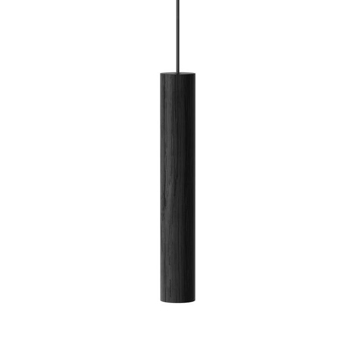 Chimes LED pendant light Ø 3 x 22 cm from Umage in black