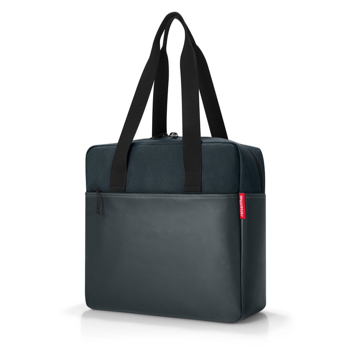 performer hand luggage bag from reisenthel in canvas black
