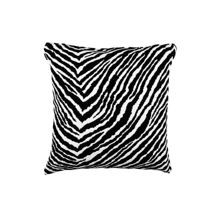 Zebra cushion cover 40 x 40 cm from Artek in black / white
