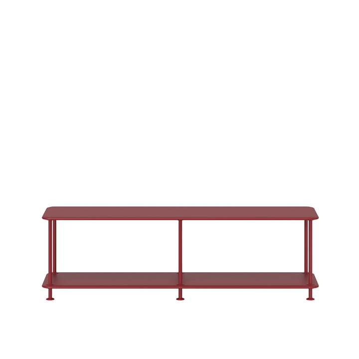 Free shelf / Bank 110000 from Montana in beetroot