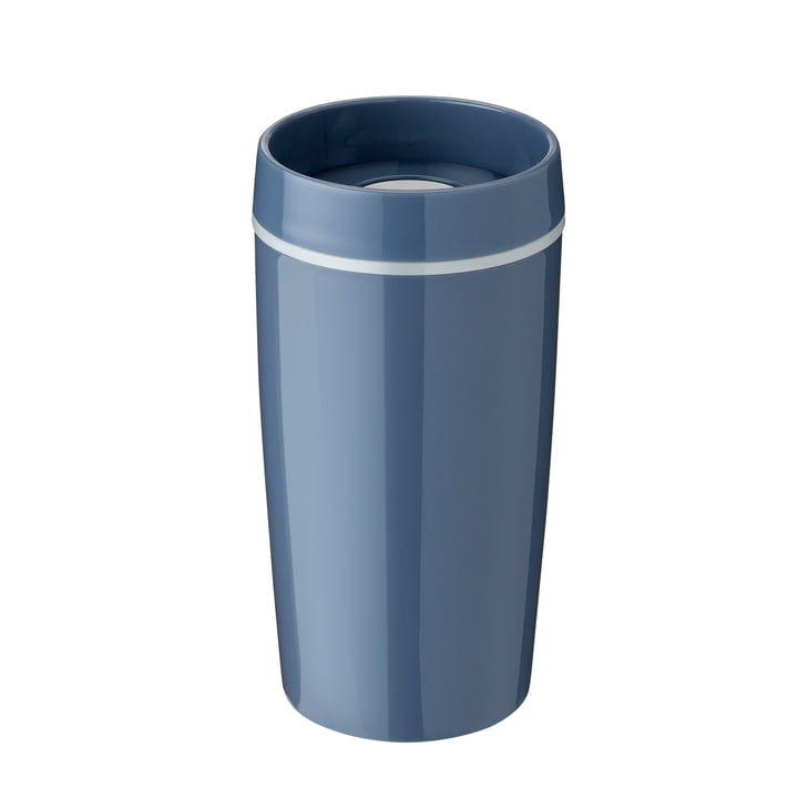 Bring-It To-Go cup 0.34 l from Rig-Tig by Stelton in blue