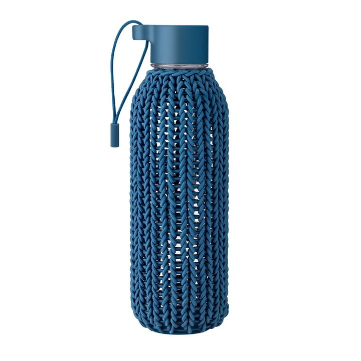 Catch-It drinking bottle 0.6 l from Rig-Tig by Stelton in blue