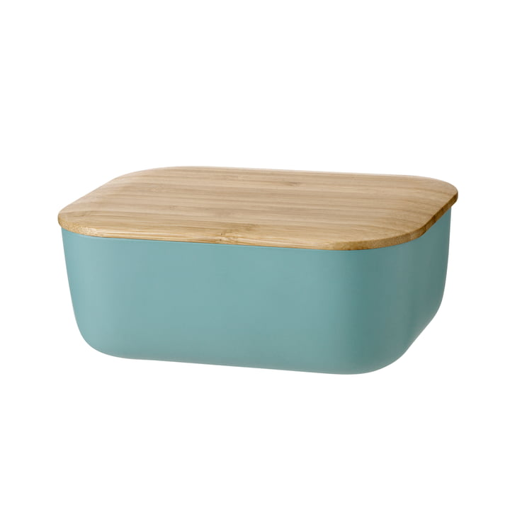 Box-It butter dish from Rig-Tig by Stelton in dusty green
