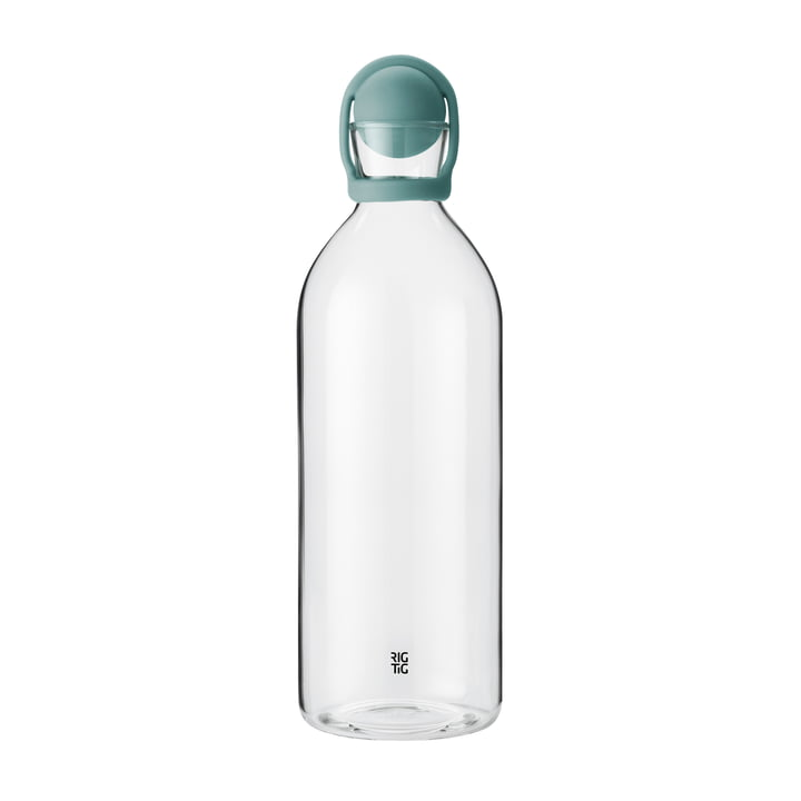 Cool-It water carafe from Rig-Tig by Stelton in dusty green