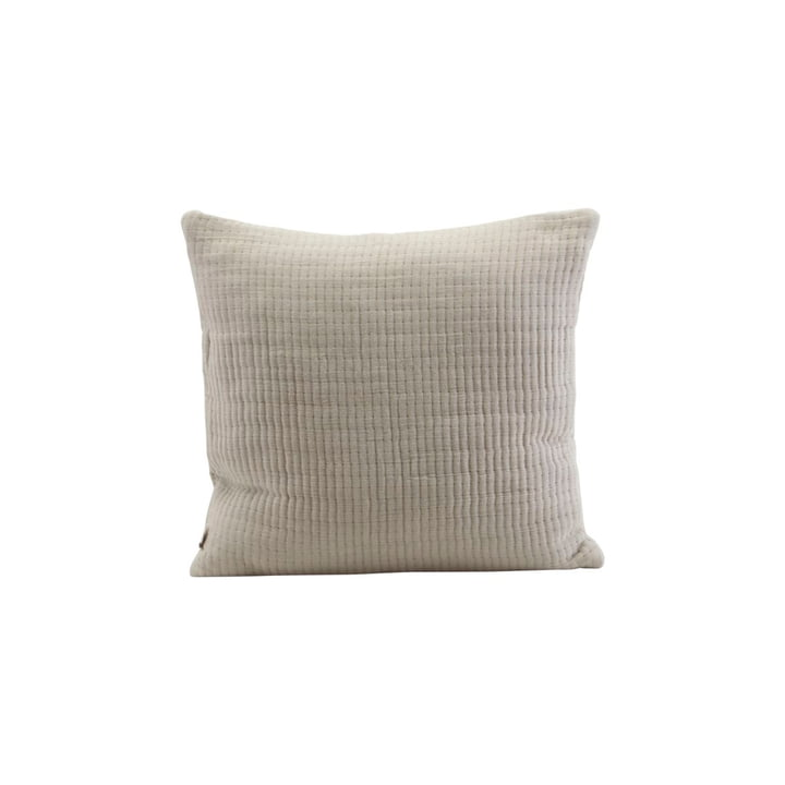 Lia pillowcase 50 x 50 cm by House Doctor in sand