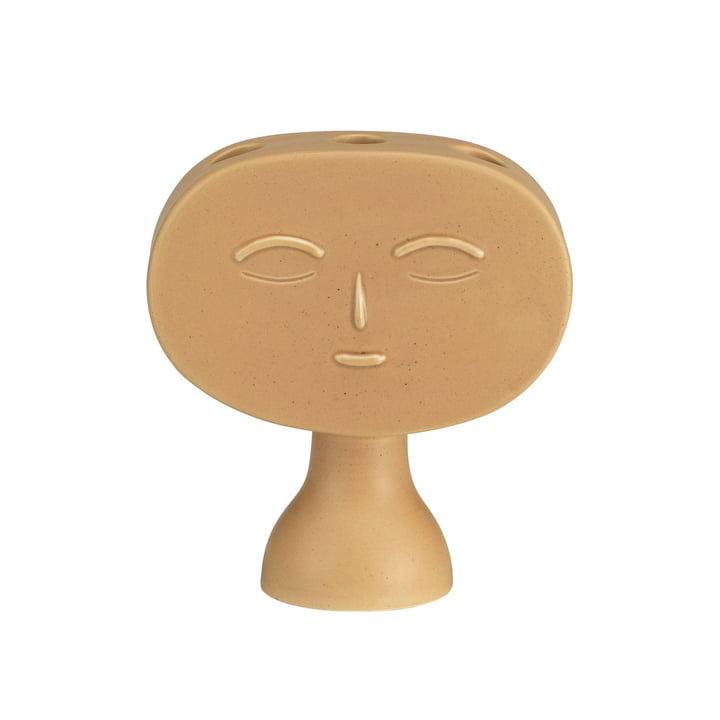Lucia candle holder from Artek in sand