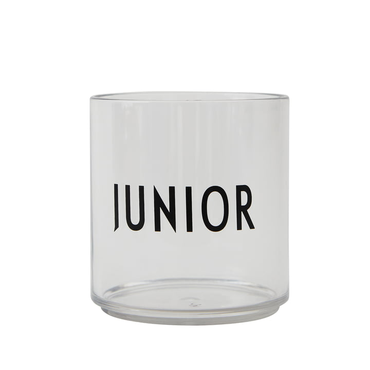 AJ Kids Personal drinking glass Junior by Design Letters