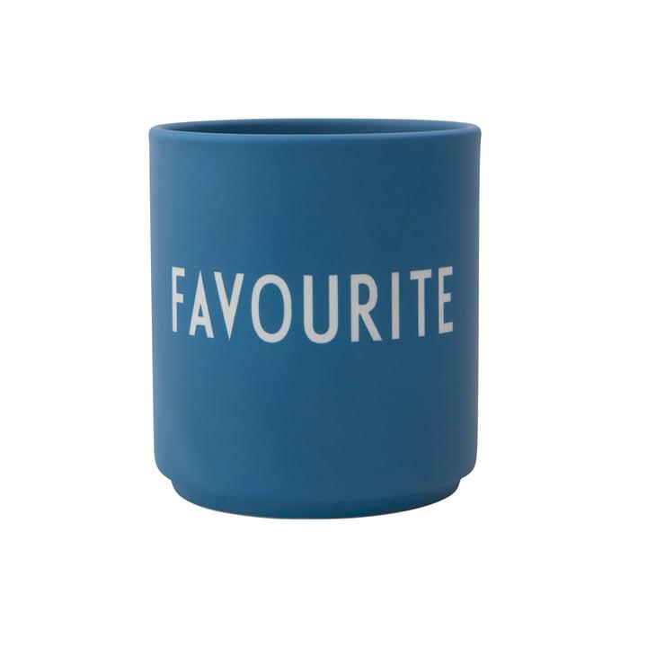 AJ Favourite Porcelain Mug Favourite by Design Letters