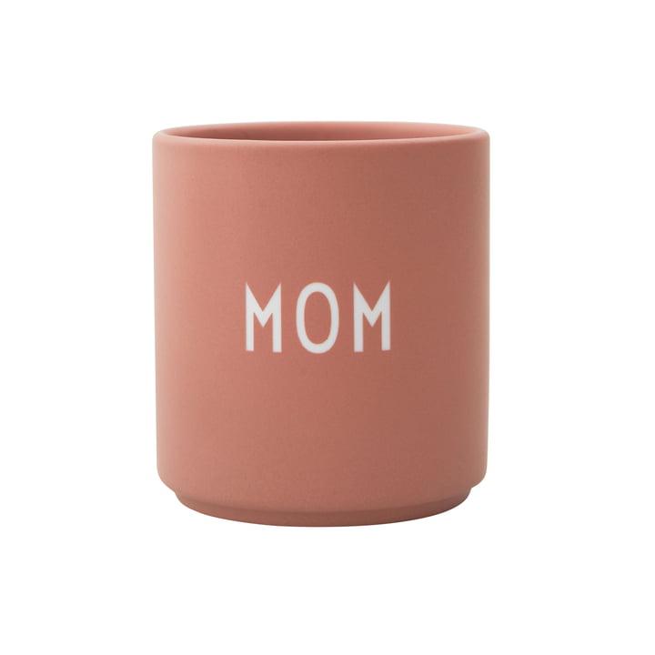 AJ Favourite Porcelain Mug Mom by Design Letters