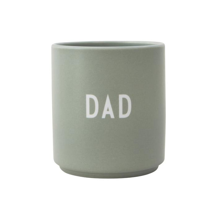 AJ Favourite Porcelain Mug Dad by Design Letters