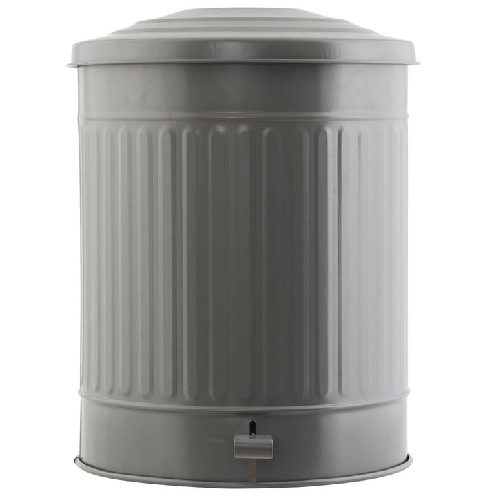 Trash can matt 24 l by House Doctor in armygreen