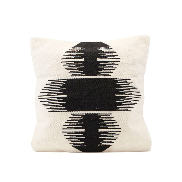 Ginea cushion cover, 50 x 50 cm, off-white by House Doctor