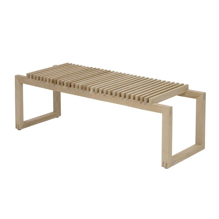Cutter, wooden bench, oak, small
