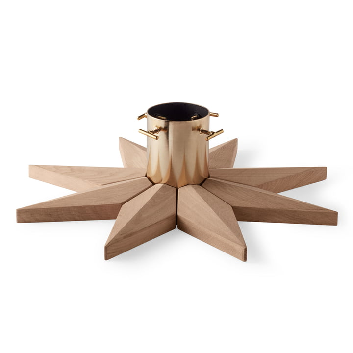 Stella Christmas Tree Stand from Skagerak in Oak