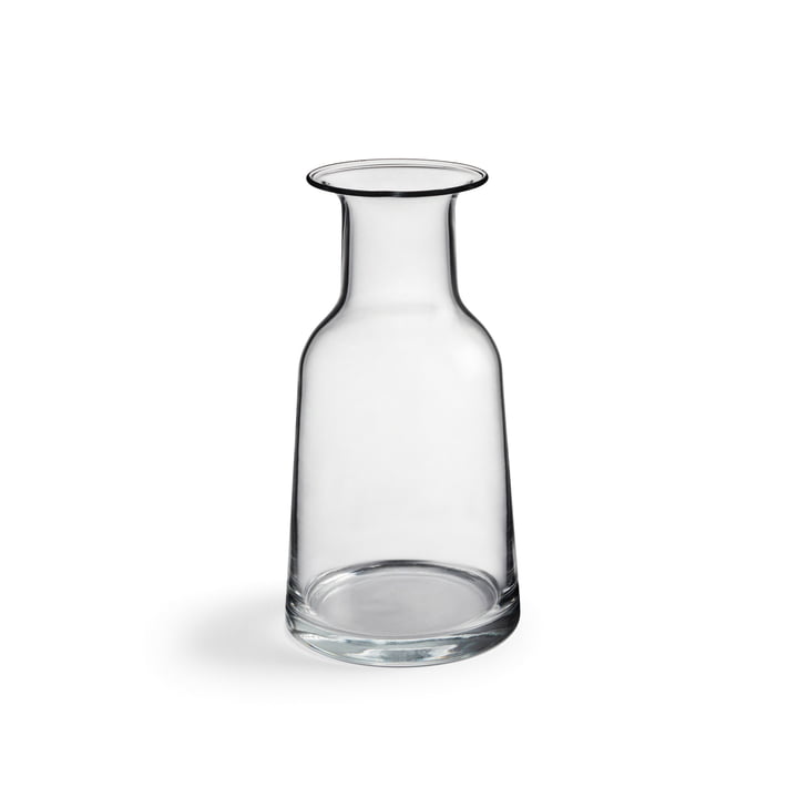 Hammer carafe Ø 11 x H 22 cm from Skagerak in clear