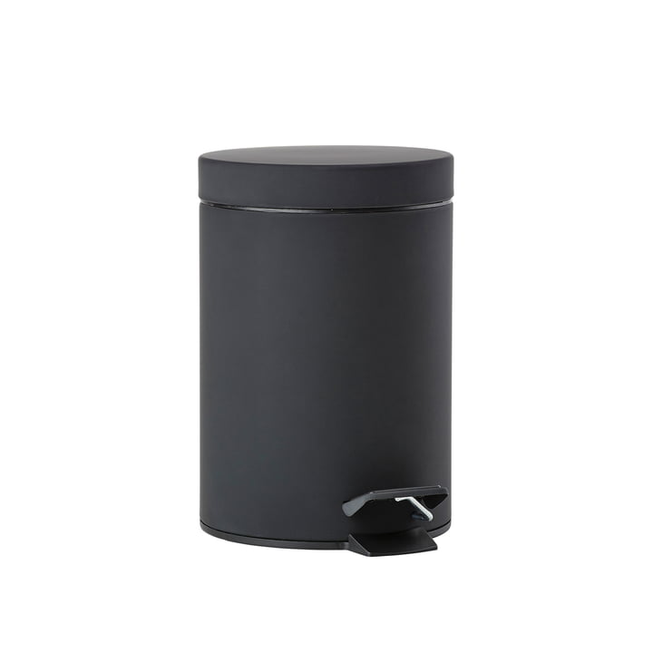Solo pedal bucket 3 L from Zone Denmark in black matt