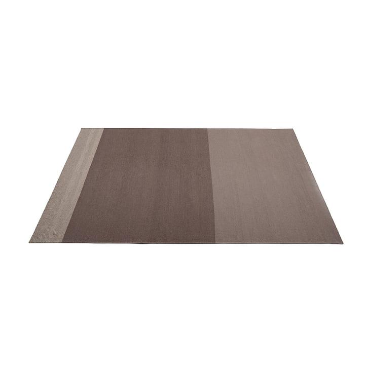 Varjo Carpet 170 x 240 cm from Muuto in taupe