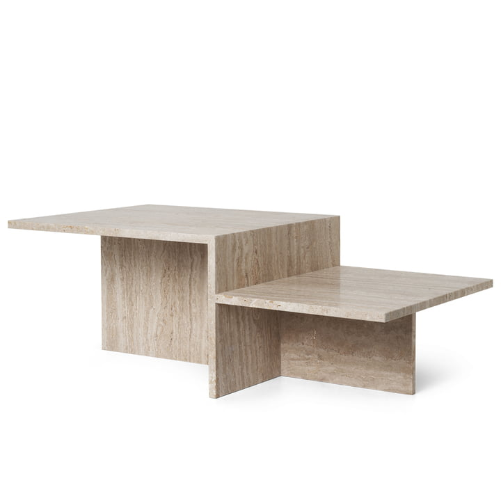 Distinct coffee table from ferm Living