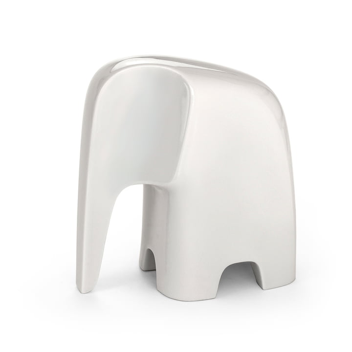 Olifant by Caussa in porcelain white