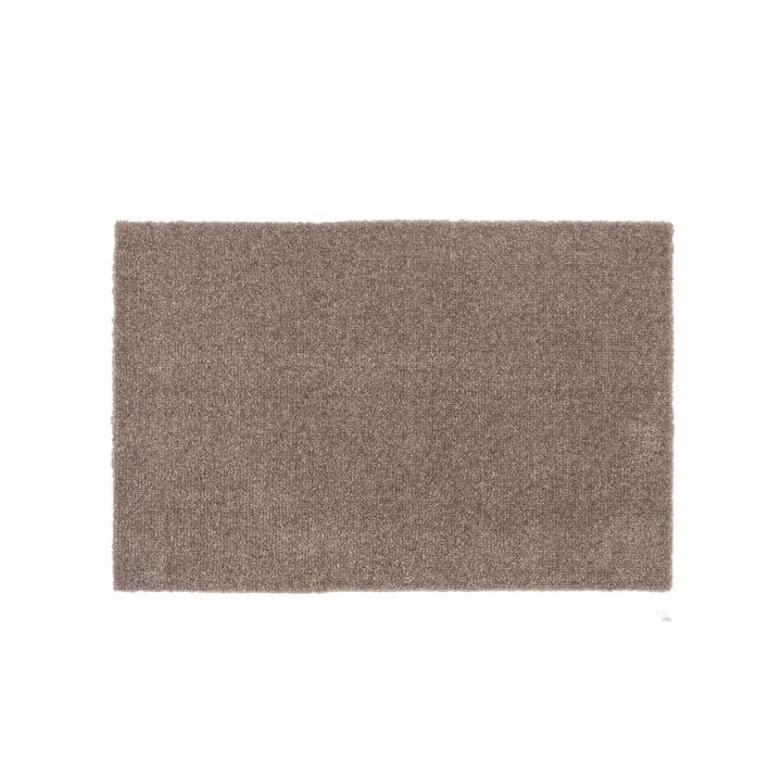 Doormat 40 x 60 cm from tica copenhagen in Unicolor sand